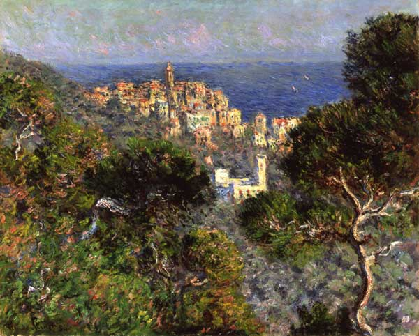 monet bordighera